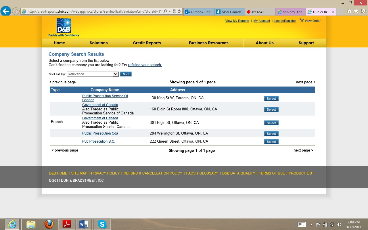PPSC- SEC listing