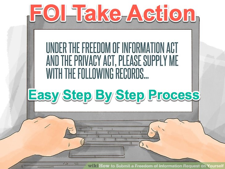 ACTION: FOI Requests