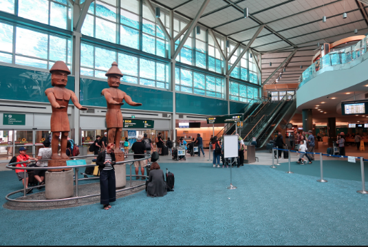 First Nations Land Rights Recognized Over YVR Airport Land