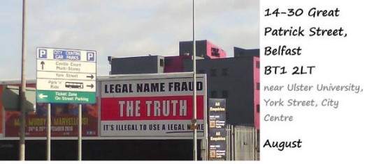 The Legal Name Fraud – BCCRSS