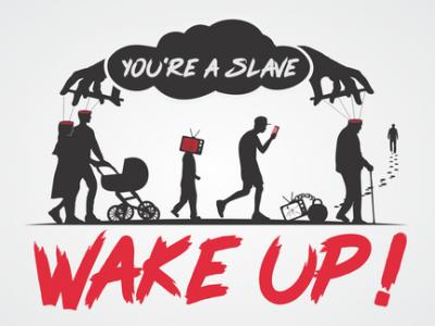 You've always been a slave: Webinar
